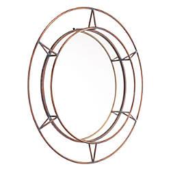 Zuo Modern Uno Round Mirror 31