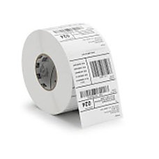 Zebra Direct Thermal Label Paper 10000290