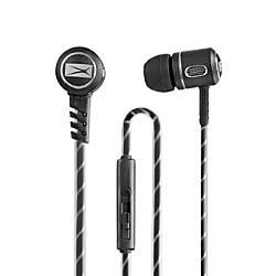 Altec Lansing Wired Earbud Headphones Black