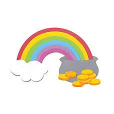 Sizzix Bigz Die Rainbow With Pot