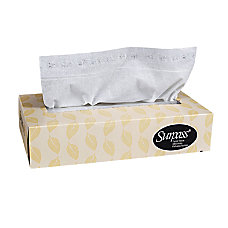 Surpass 2 Ply Facial Tissue 45percent