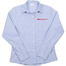 Oxford Shirt Long Sleeve Ladies