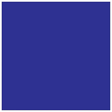 """Tape Logic® Write™On Inventory Labels, DL638B, Square, 4"""" x 4"""", Dark Blue, Roll Of 500"""
