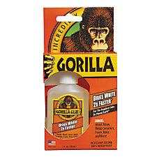 Gorilla Glue Fast Cure 2 Oz