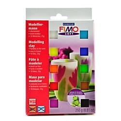 Fimo Soft Polymer Clay Blocks 1