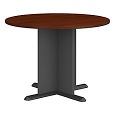 Bush Business Furniture Round Conference Table