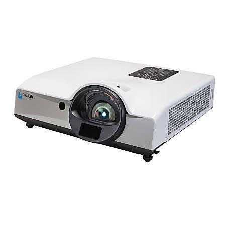 Boxlight® Boston 3LCD Desktop Projector, XGA, X32NST