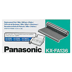 Panasonic KX FA136 Black Imaging Film