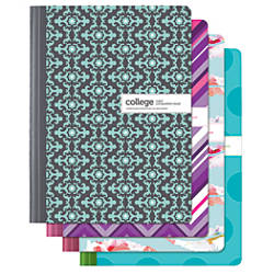 Office Depot Brand Fashion Composition Notebook