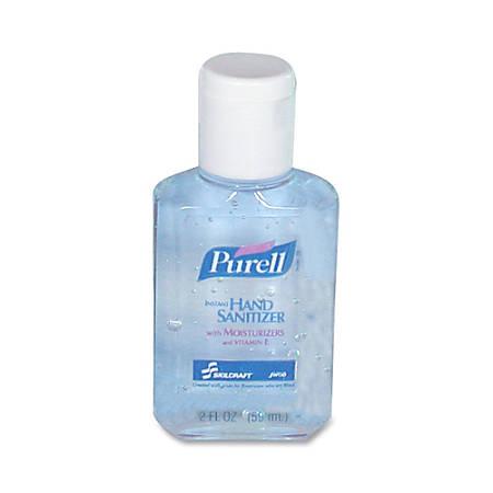 Hand Sanitizer, 2 Oz., Box Of 24 (AbilityOne 8520-01-522-0835)