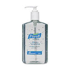 Hand Sanitizer With Aloe 12 Oz