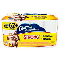 Charmin Essentials Strong 1 Ply Bathroom