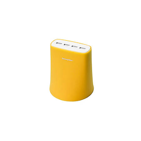 Jelly USB Charger, Yellow