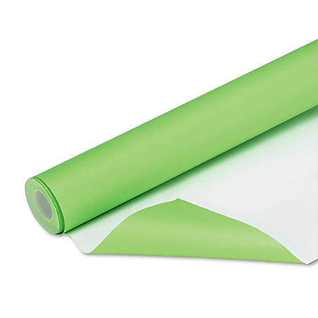 "Pacon® Fadeless Bulletin Board Paper Roll, 48"" x 50', 50 Lb, Nile Green"