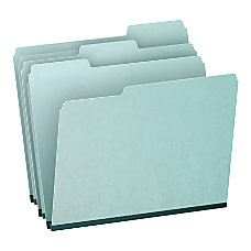 Oxford 13 Cut Pressboard Tab Folders