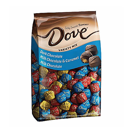 Dove Promises Variety Mix, 43.07 Oz Bag