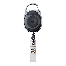 Office Depot Brand Carabiner Badge Reel