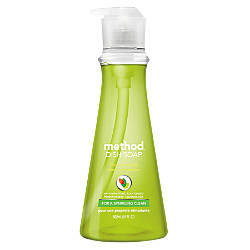 Method Dish Soap Pump Bottle Lime