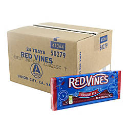 Red Vines King Size Tray Pack