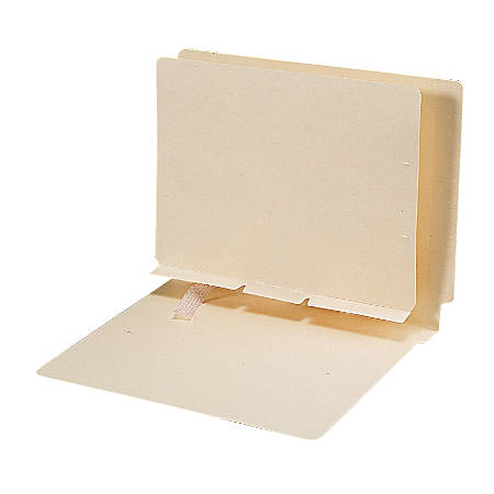 Smead® Self-Adhesive Folder Dividers, Letter Size, Box Of 100
