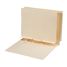 Smead Self Adhesive Folder Dividers Letter