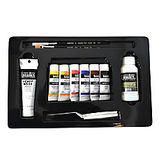 Liquitex Classic Starter Paint Set 075