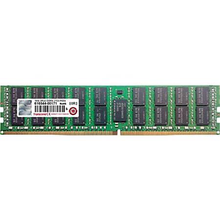Transcend 4GB DDR4 SDRAM Memory Module Item # 290102