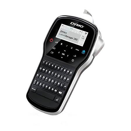 DYMO® LabelManager® 280 Handheld Label Maker Item # 290203
