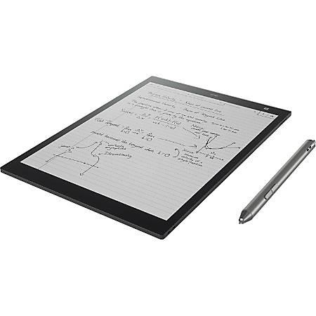 "Sony Digital Paper DPT-CP1 - eBook reader - 16 GB - 10.3"" E Ink (1872 x 1404) - touchscreen - Wi-Fi, Bluetooth"