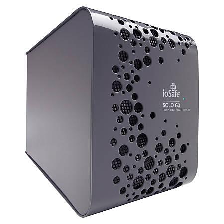 ioSafe Solo G3 2 TB for Mac