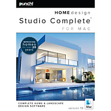 Punch Home Design Studio Complete for