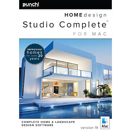 Punch Home Design Studio Complete For Mac