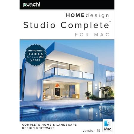 punch home design studio complete for mac v19 download version by