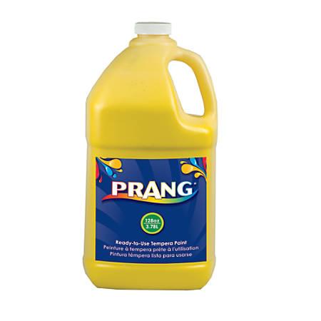 Prang® Ready-To-Use Tempera Paint, 128 Oz., Yellow
