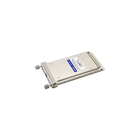 AddOn MSA and TAA Compliant 100GBase-SR10 CFP Transceiver (MMF, 850nm, 150m, MPO, DOM)