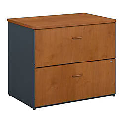 Bush Business Furniture Office Advantage Lateral
