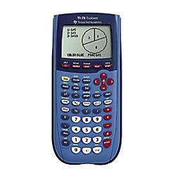 Texas Instruments TI 73 Explorer Graphing