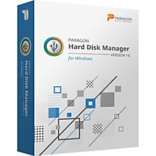 Hard Disk Manager 16 Advanced
