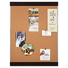 Quartet Cork Bulletin Board 18 x