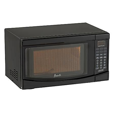 Avanti® 0.7 Cu. Ft. Countertop Microwave, Black