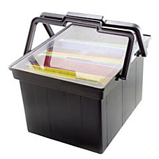 Advantus Companion LetterLegal Portable File B9