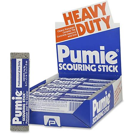 Pumice Pumie® Scouring Sticks, Pack Of 12