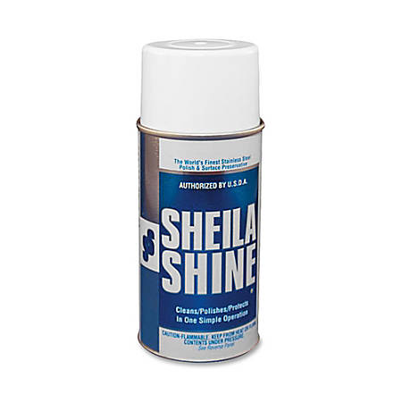 Sheila Shine Stainless Steel Polish, 10 Oz.