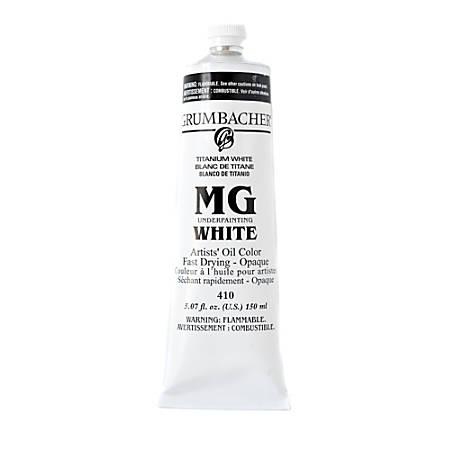 Grumbacher MG Underpainting, 150 mL, White