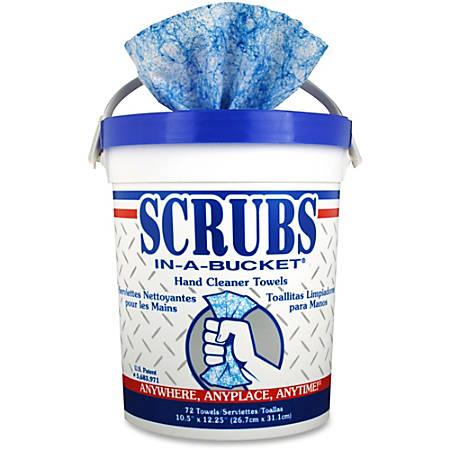 SCRUBS® Hand Cleaner Towels