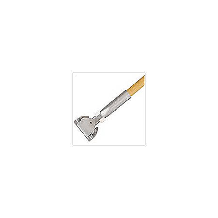 Unisan Clip-On Dust Mop Handle, 60""