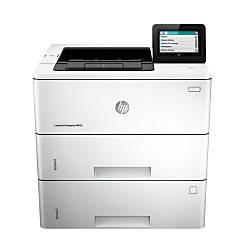 HP LaserJet M506x Laser Printer Plain