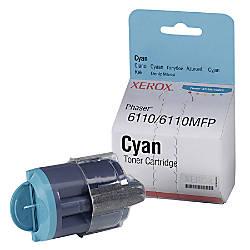 Xerox 106R01271 Cyan Laser Toner