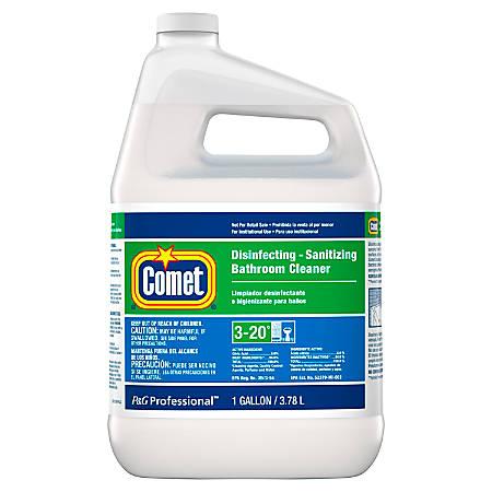 Comet® Bathroom Cleaner, 1 Gallon Refill