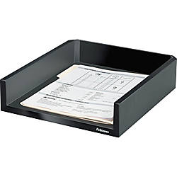 Fellowes Designer Suites Letter Tray 25